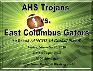 AHS vs East Columbus