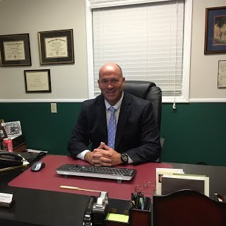 Superintendent Chad Beasley