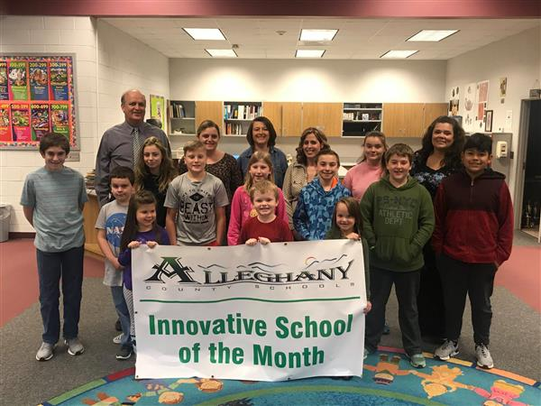 GCS Innovative School of the Month