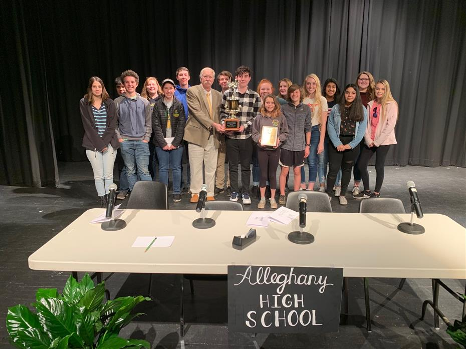 Alleghany County School District / Homepage